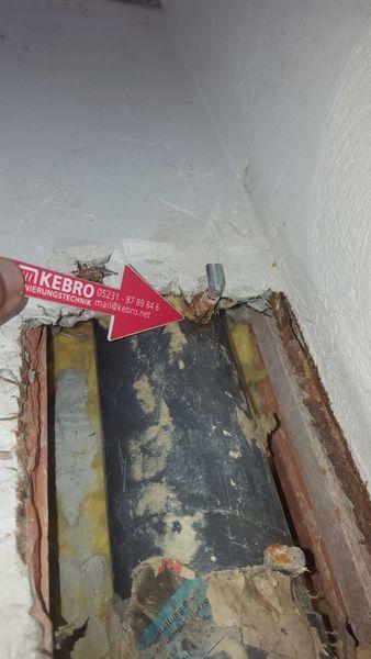 Wasserleitung Angebohrt Versicherung